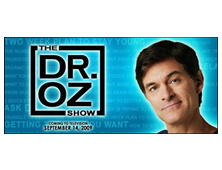 Glynis McCants' Dr. Oz Appearance