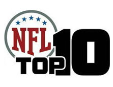 Glynis McCants' NFL Top 10