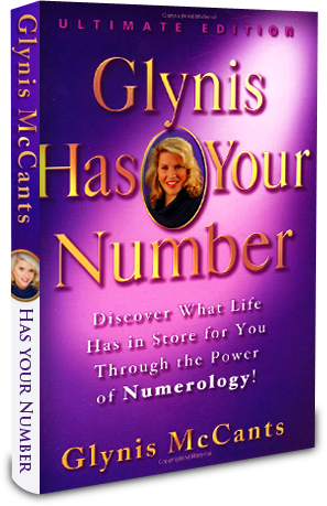 Glynis Has Your Number Book Cover
